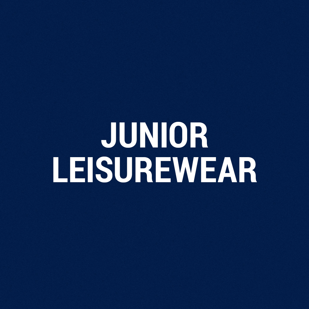 Picture for category Junior Leisurewear