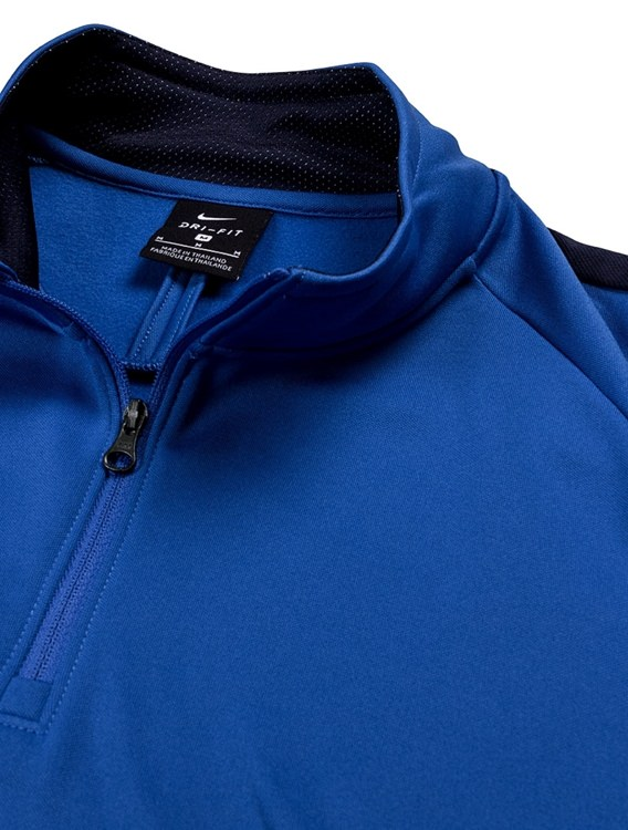Picture of ACADEMY 18 1/4 ZIP MIDLAYER - ADULT